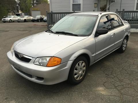 2000 Mazda Protege for sale in Plainville, CT