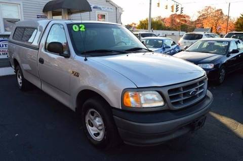 2002 Ford F-150 for sale in Plainville, CT