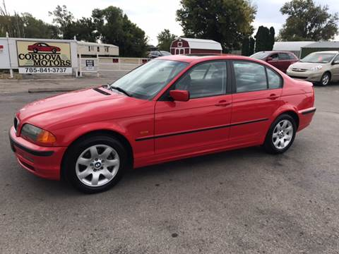2001 BMW 3 Series for sale at Cordova Motors in Lawrence KS