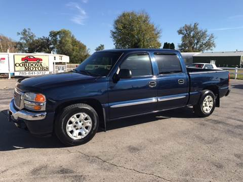 2005 GMC Sierra 1500 for sale in Lawrence, KS