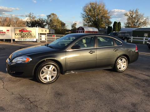 2014 Chevrolet Impala Limited for sale in Lawrence, KS