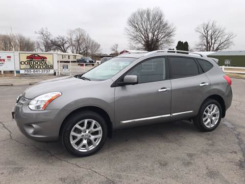 2012 Nissan Rogue for sale at Cordova Motors in Lawrence KS