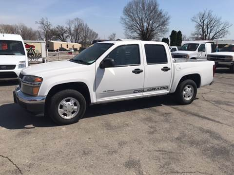 2005 Chevrolet Colorado for sale at Cordova Motors in Lawrence KS