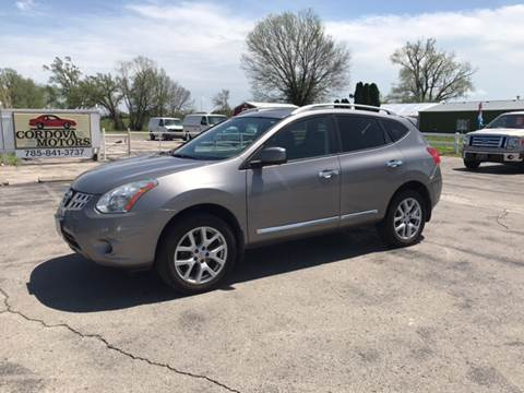 2013 Nissan Rogue for sale at Cordova Motors in Lawrence KS