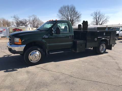 2000 Ford F-450 Super Duty for sale at Cordova Motors in Lawrence KS