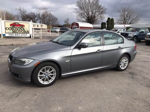 2010 BMW 3 Series for sale at Cordova Motors in Lawrence KS