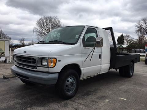 1999 Ford E-Series Chassis for sale at Cordova Motors in Lawrence KS