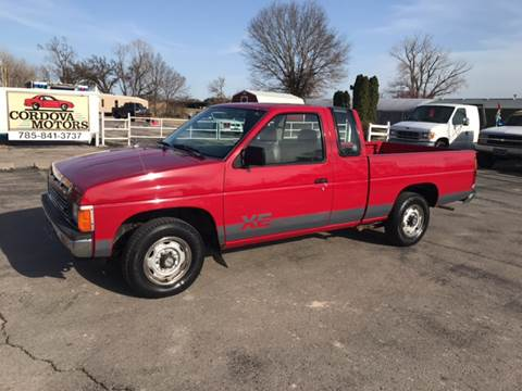 1987 nissan pickup value