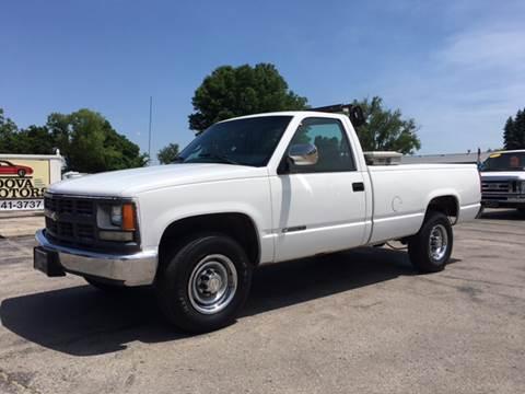 2000 Chevrolet C/K 2500 Series for sale at Cordova Motors in Lawrence KS