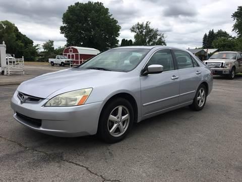 2004 Honda Accord for sale at Cordova Motors in Lawrence KS