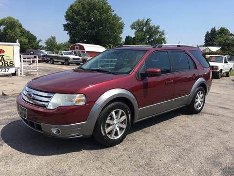 2008 Ford Taurus X for sale at Cordova Motors in Lawrence KS