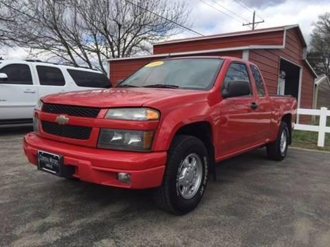 2008 Chevrolet Colorado for sale at Cordova Motors in Lawrence KS