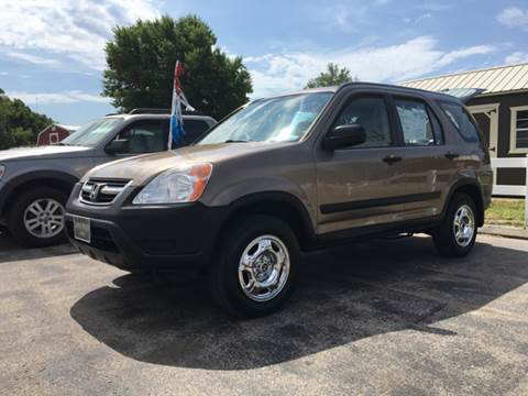 2003 Honda CR-V for sale at Cordova Motors in Lawrence KS