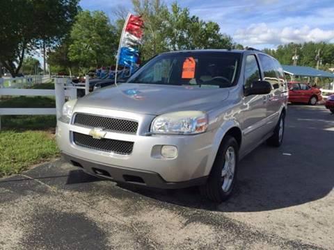 2007 Chevrolet Uplander for sale at Cordova Motors in Lawrence KS