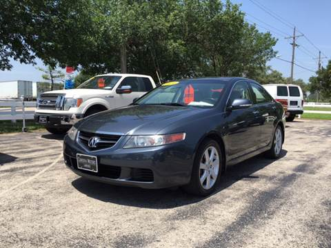 2004 Acura TSX for sale at Cordova Motors in Lawrence KS