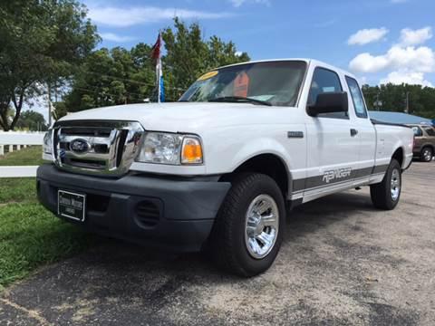 2010 Ford Ranger for sale at Cordova Motors in Lawrence KS