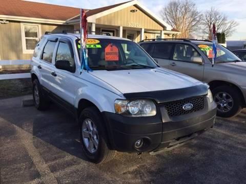 2005 Ford Escape for sale at Cordova Motors in Lawrence KS