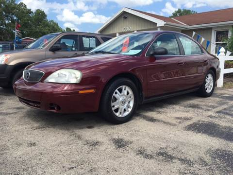 2005 Mercury Sable for sale at Cordova Motors in Lawrence KS