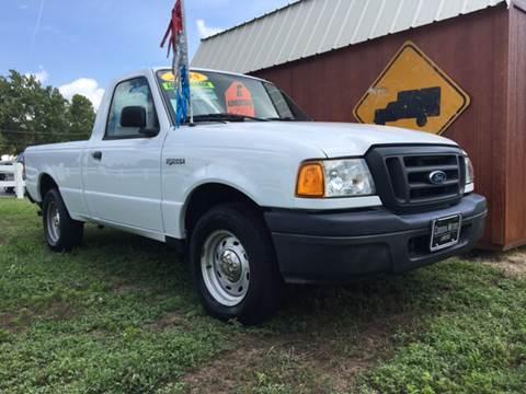 2005 Ford Ranger for sale at Cordova Motors in Lawrence KS
