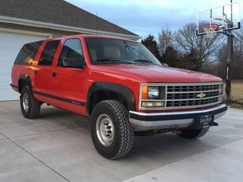 1993 Chevrolet Suburban for sale at Cordova Motors in Lawrence KS