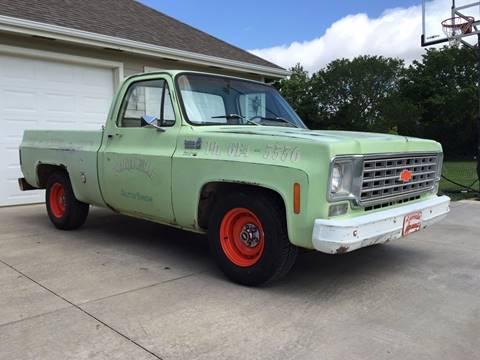 1976 Chevrolet C/K 10 Series for sale at Cordova Motors in Lawrence KS