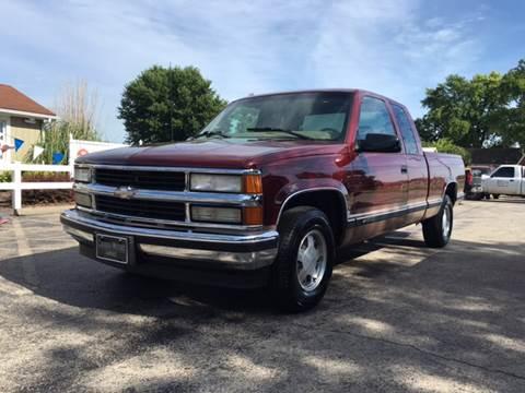 1997 Chevrolet C/K 1500 Series for sale at Cordova Motors in Lawrence KS