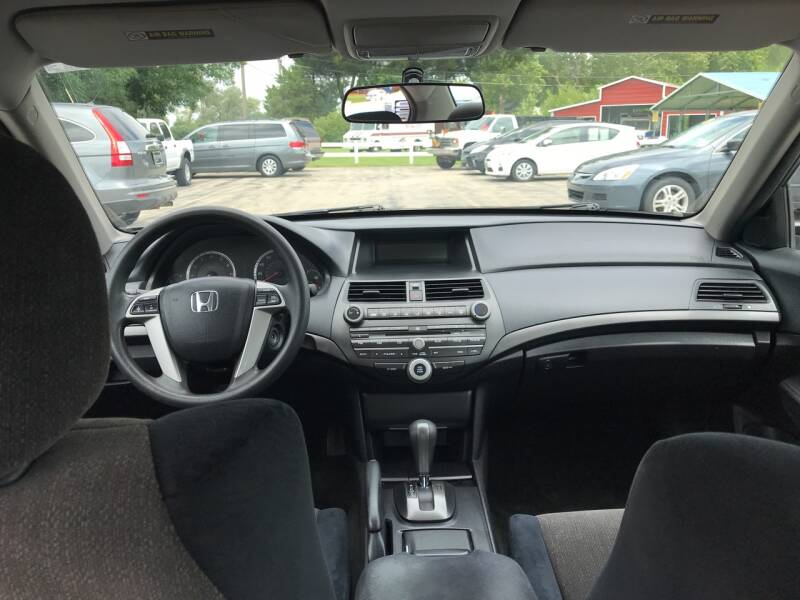 2008 Honda Accord LX 4dr Sedan 5A - Lawrence KS