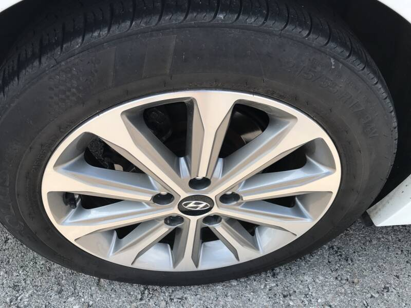 2016 Hyundai Sonata Limited 4dr Sedan - Lawrence KS