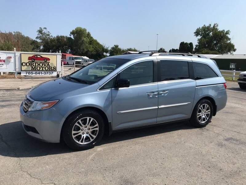 2011 Honda Odyssey EX-L 4dr Mini-Van - Lawrence KS
