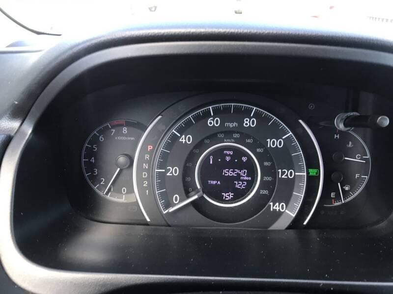2013 Honda CR-V AWD LX 4dr SUV - Lawrence KS