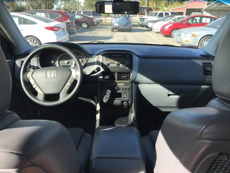 2008 Honda Pilot 4x4 EX-L 4dr SUV - Lawrence KS