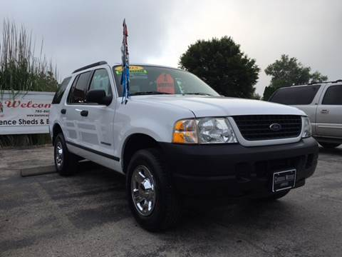 2005 Ford Explorer for sale at Cordova Motors in Lawrence KS