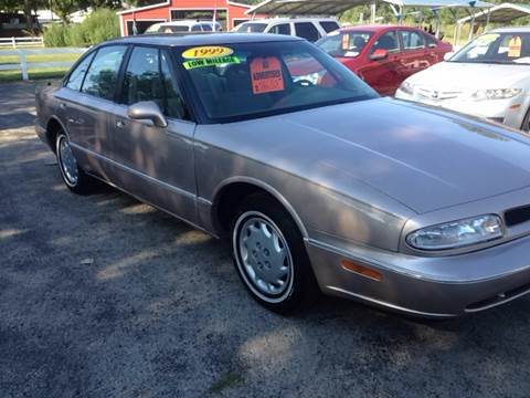 1999 Oldsmobile Eighty-Eight for sale at Cordova Motors in Lawrence KS