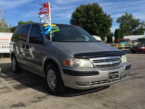 2004 Chevrolet Venture for sale at Cordova Motors in Lawrence KS