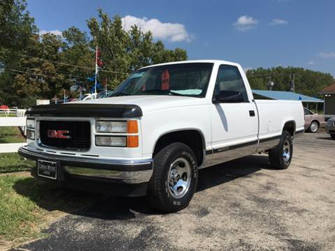 1996 GMC Sierra 1500 for sale at Cordova Motors in Lawrence KS