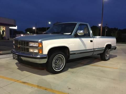 1990 Chevrolet C/K 1500 Series for sale at Cordova Motors in Lawrence KS