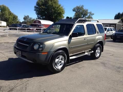 2002 Nissan Xterra for sale at Cordova Motors in Lawrence KS