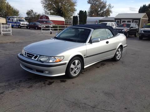 2003 Saab 9-3 for sale at Cordova Motors in Lawrence KS