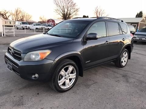 2006 Toyota RAV4 for sale at Cordova Motors in Lawrence KS