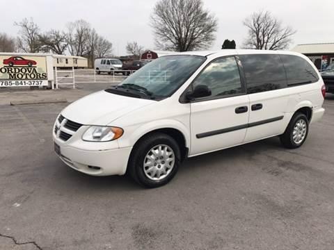 2005 Dodge Grand Caravan for sale at Cordova Motors in Lawrence KS
