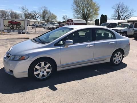 2009 Honda Civic for sale at Cordova Motors in Lawrence KS