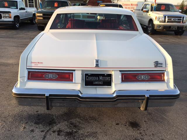 1979 buick riviera s type in lawrence ks cordova motors