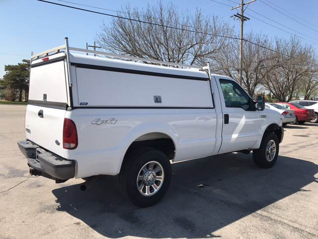 2006 ford f 250 super duty xl 2dr regular cab 4wd lb in for Cordova motors lawrence ks