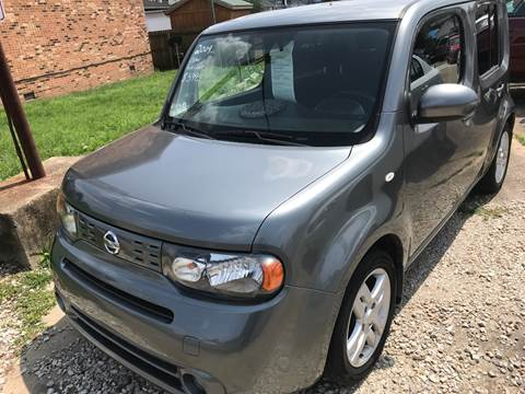 2009 Nissan cube for sale at ADKINS PRE OWNED CARS LLC in Kenova WV