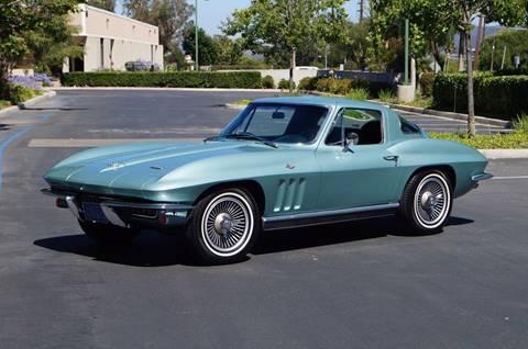 1966 Chevrolet Corvette for sale in Thousand Oaks, CA
