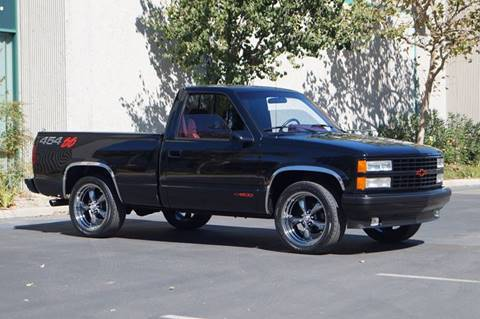 1990 Chevrolet C/K 1500 Series for sale in Thousand Oaks, CA
