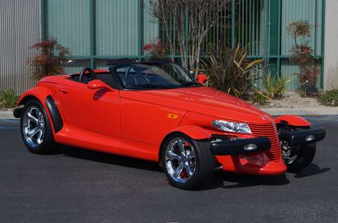 2000 Plymouth Prowler for sale in Thousand Oaks, CA