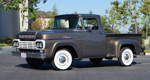 1959 Ford F-100 for sale in Thousand Oaks, CA