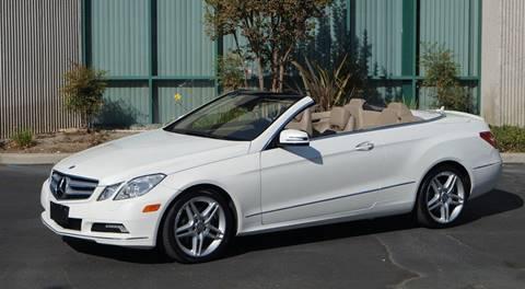 2011 Mercedes-Benz E-Class for sale in Thousand Oaks, CA