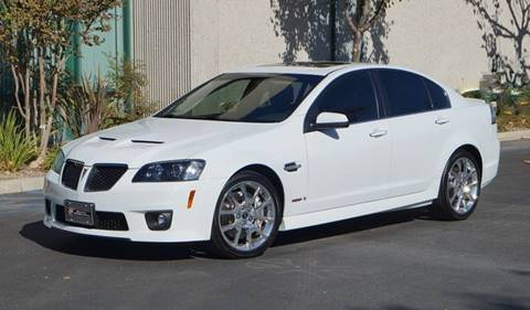 2009 Pontiac G8 for sale in Thousand Oaks, CA